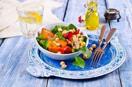 Greek Style Roasted Vegetables