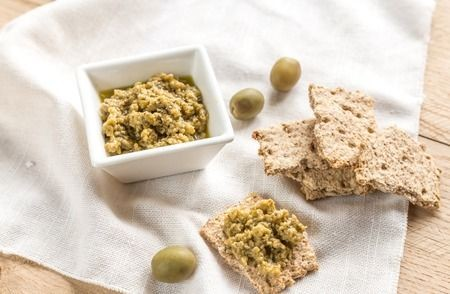 Herbed Green Olive Tapenade
