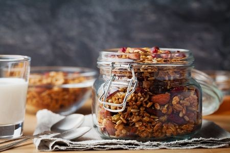 Nut and Fruit Trail Mix