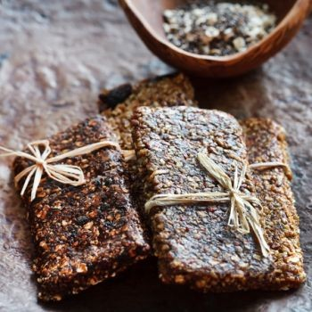 Fig and Nut Bars