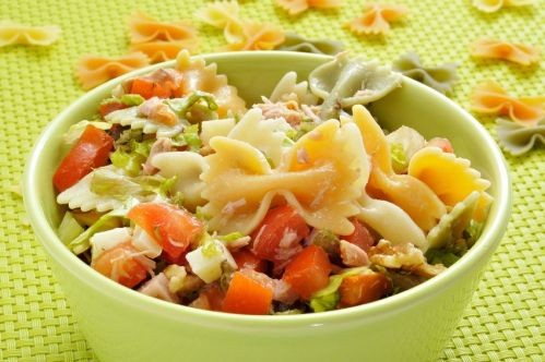 Chicken Monaco Pasta Salad