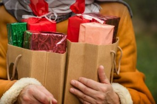 Sharing The Holiday Spirit