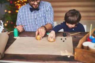 Simple Holiday Crafts